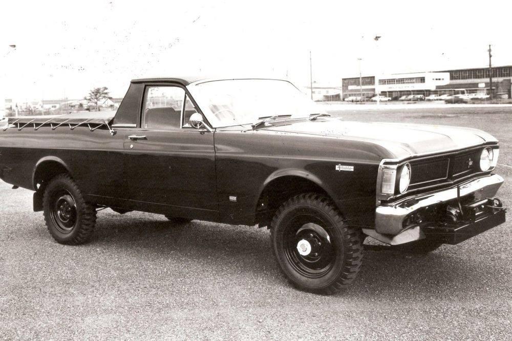 Ford Australia Cars History