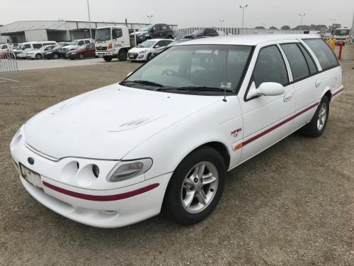 1995 EF XR6 Wagon