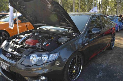 Debby &  David F - FG XR6 Turbo