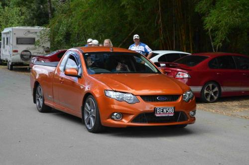 Brendan C - FG XR6 Turbo 50th anniversary