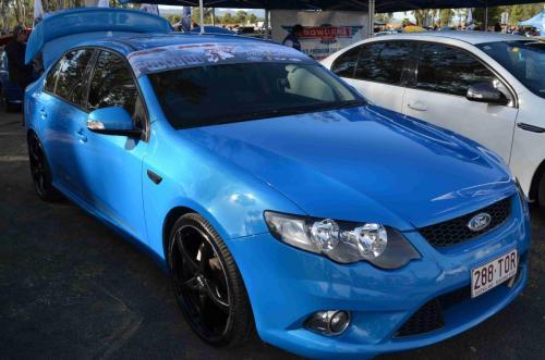 Brett C - FG XR6 Turbo 50th Annv