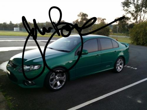 Brett S - FG XR6 Turbo