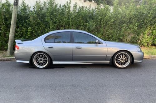 Brett T - BA XR6 Turbo