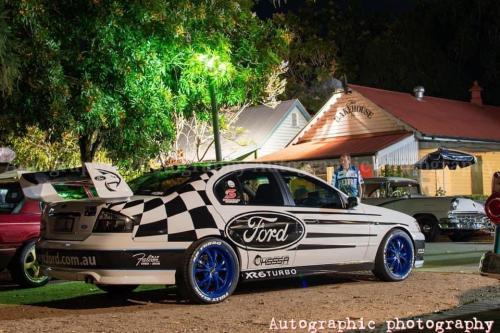 Mick D - BA mk11 XR6 Turbo