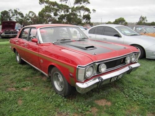 1969 XW GT
