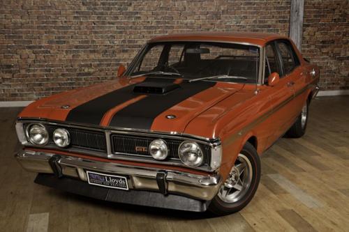 1971 XY GT-HO Phase 3