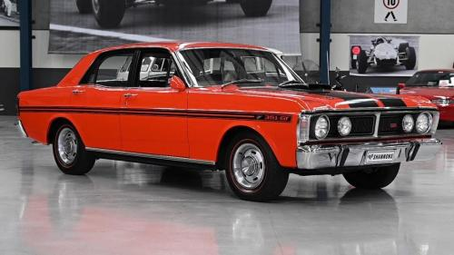 1971 XY GT