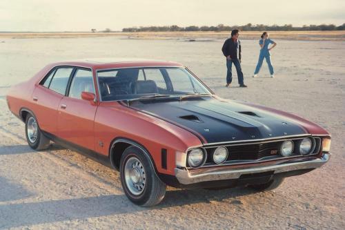 1972 XA GT