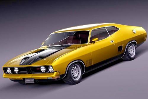 1973 XB GT Coupe