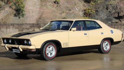 1974 XB GT