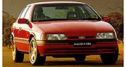 1991 Ford EB S XR8