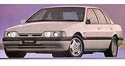 1993 Ford ED XR