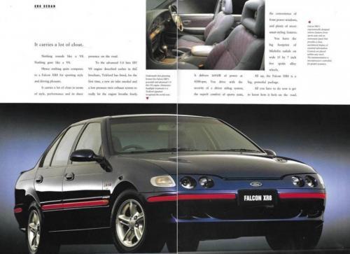 1994 EF XR8