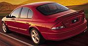 2000 Ford AU II XR