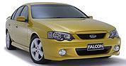 2002 Ford BA XR6
