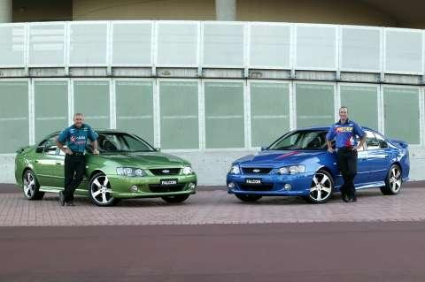 2005 BAII XR8 Devil R and Enforcer