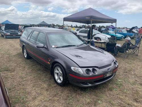 EF XR6 Wagon 1994