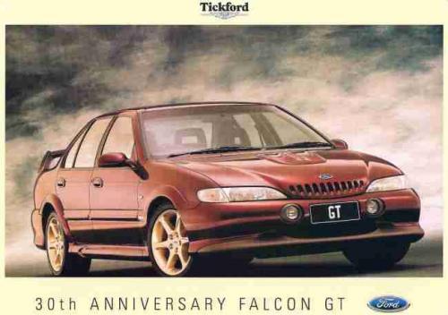 1997 EL GT