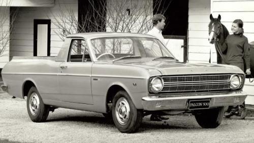 XR UTE 1966