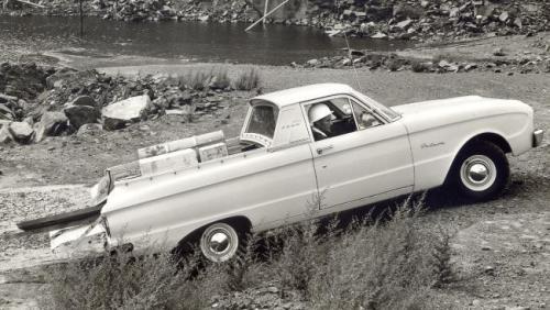 XK Falcon Ute 1961